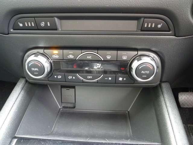 ☆フルオートエアコンで室内快適!両席3段階温度調整付きシートヒーター&ハンドルヒーター付いてます☆