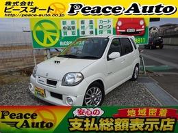 スズキ Kei 660 ワークス 5MTターボキーレスレカロ車高調外スタビ