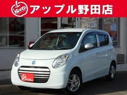 スズキ アルト 660 エコ S プッシュスタート/ウインカーミラー/ナビ