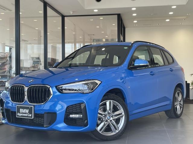 X1 sDrive 18i Msportが入庫いたしました!!ボディカラーはミサのブルーのお車です!!