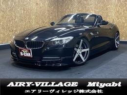 BMW Z4 sドライブ 23i ハイラインパッケージ 黒レザー/ローダウン/HDDナビ/19インチAW