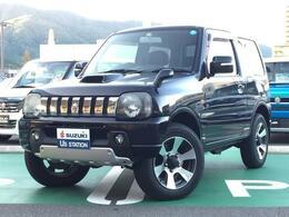 スズキ ジムニー 660 クロスアドベンチャー XC 4WD 車検整備付・ナビ・ETC付・1年保証