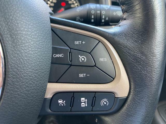 前方の車を追従するアダプティブクルーズコントロール搭載