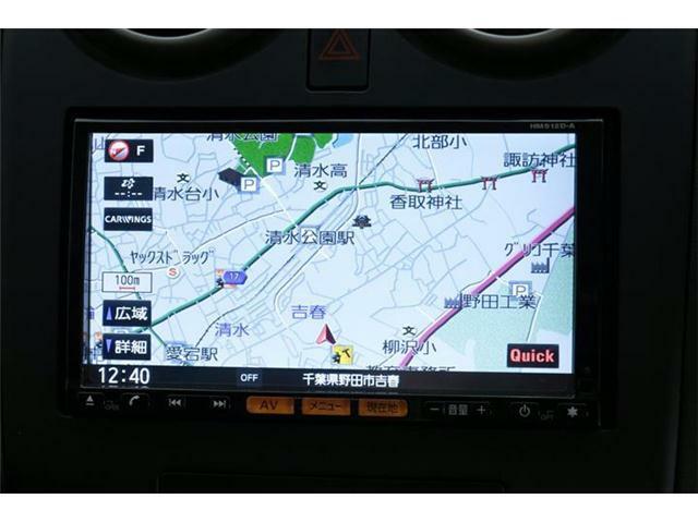 純正HDDナビ搭載!フルセグTVにDVD、Bluetooth対応♪USB&SDオーディオ機能も利用可能です♪