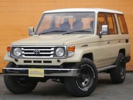 トヨタ ランドクルーザー70 4.2 ZX ディーゼル 4WD ナローボディ クラシック