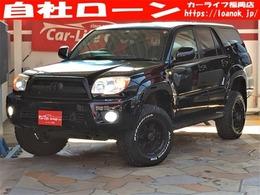 トヨタ ハイラックスサーフ 4.0 SSR-X 4WD FU5222