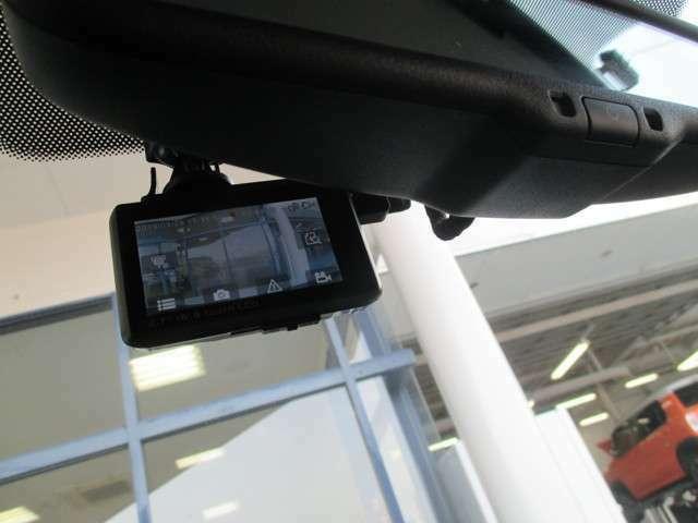 ドライブレコーダー(1カメラタイプ)装着済み