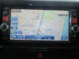 日産純正メモリーナビ(MC313D-W)フルセグTV