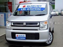 スズキ ワゴンR 660 ハイブリッド FX スズキ セーフティ サポート非装着車