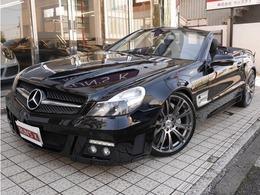 AMG SLクラス SL63 D車ブラバスエアロ ブラバスSPエキゾースト