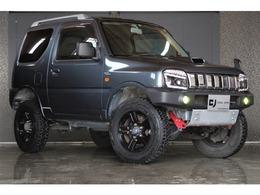 スズキ ジムニー 660 ワイルドウインド 4WD リフトアップ/本州仕入/新品ヘッドライト