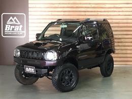 スズキ ジムニー 660 ワイルドウインド 4WD 7型 リフトアップ APIOマフラー LEDテール