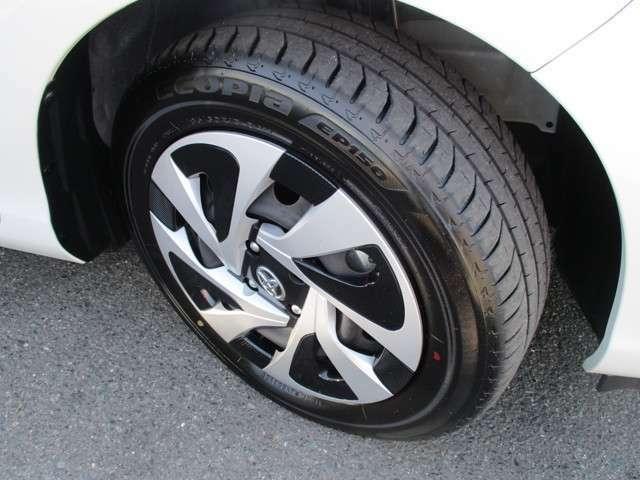 タイヤのコンディションをご確認ください