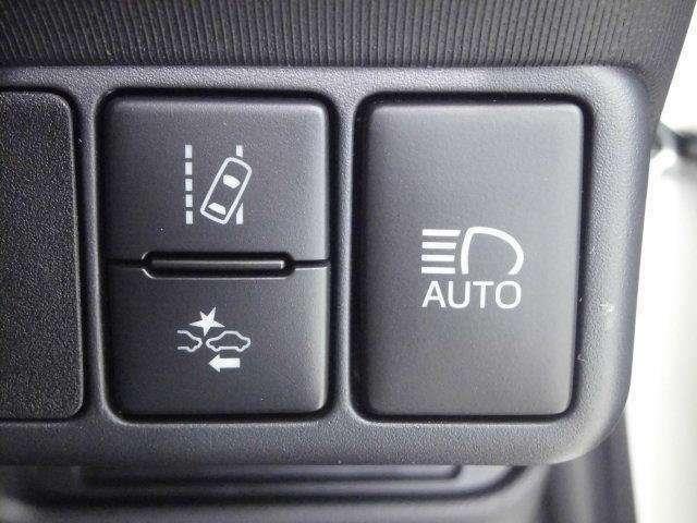 トヨタセーフティーセンス付!万が一の時でも事故を回避または被害軽減でドライバーをサポート