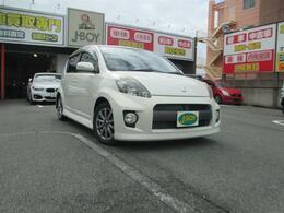 トヨタ パッソ 1.3 レーシー