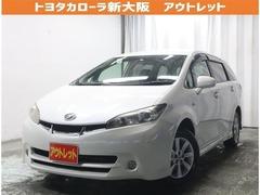 トヨタ ウィッシュ の中古車 1.8 S 4WD 大阪府高槻市 59.0万円