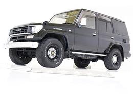 トヨタ ランドクルーザープラド 3.0 EXワイド ディーゼルターボ 4WD サンルーフ Tベ済 ヴィンテージ16AW