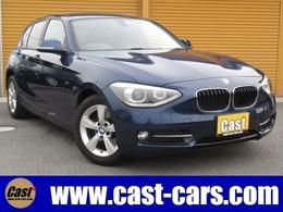 BMW 1シリーズ 116i スポーツ ターボ/禁煙/HDDナビ/ETC/HID/スマートキー