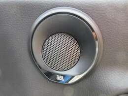 トヨタの誇る最上級サウンドシステム♪ JBLサウンドシステム♪ ワンランク上の音質でドライブをサポートしてくれます♪
