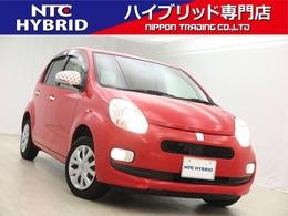 トヨタ パッソ 1.0 プラスハナ 社外ナビフルセグBluetoothETC電動格納ミラ