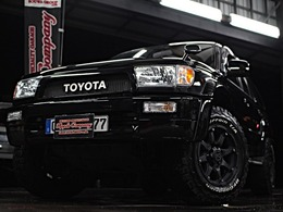 トヨタ ハイラックスサーフ 3.0 SSR-X リミテッド ディーゼルターボ 4WD オフロードSTYLE
