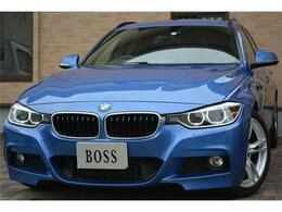 BMW 3シリーズツーリング 320i Mスポーツ ユーザー買取 F席パワーシート 純正ナビ