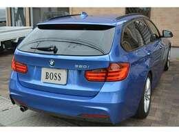 H25年 BMW 3シリーズツーリング 320iMスポーツ入庫致しました♪