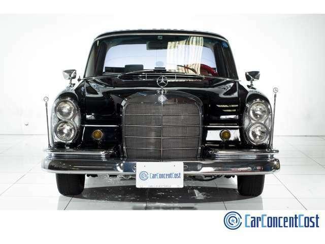 ヤナセの子会社、ウエスタン自動車より輸入された車になります。