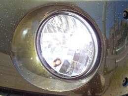 LEDヘッドライトです!