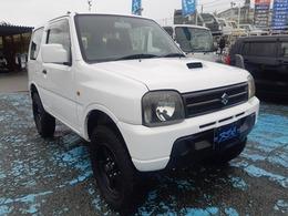 スズキ ジムニー 660 XG 4WD SOLVE足廻り リストアップ 社外16AW