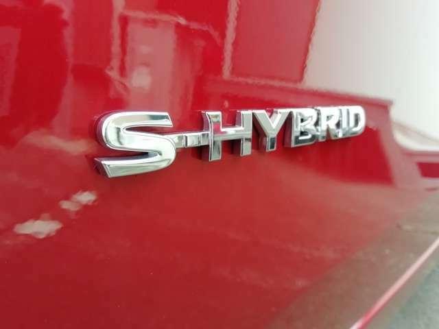 今話題のハイブリット車!地球に優しく、燃費も良い1台です。家計にも優しく良い事尽くめですよ。