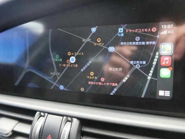 ●AppleCarPlay対応ディスプレイ●Bluetooth接続●USB接続『純正ディスプレイはお車の設定画面の他、ケータイ接続でナビアプリ表示などが可能です!』