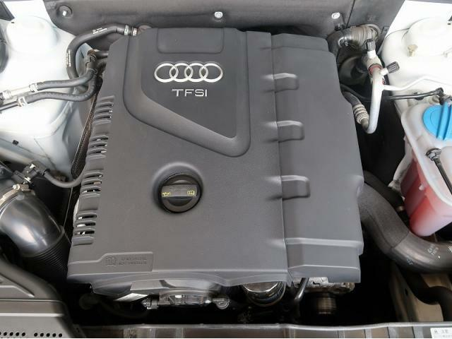 ●2.0TFSI エンジン『入庫時の状態もとても良く、エンジン機関も良好!ぜひ一度現車を御覧下さい!他にも多数の在庫を展示!』