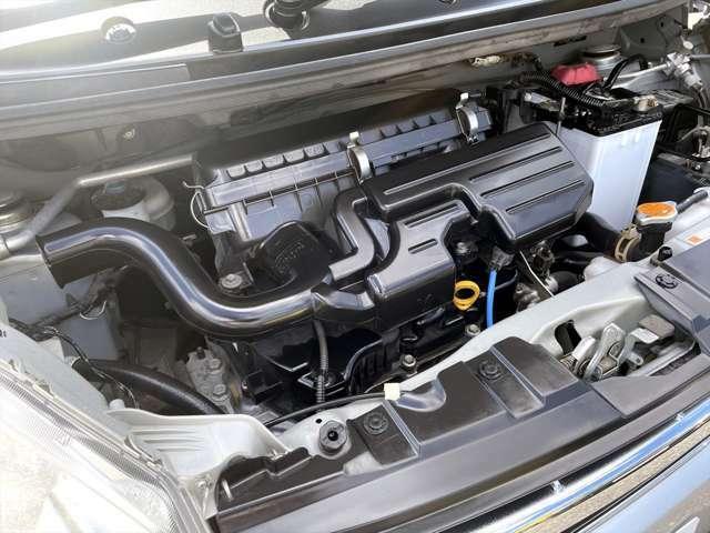 車両のクォリティーには自信があります☆低回転から高回転まで気持ちよく吹け上がるエンジンです♪
