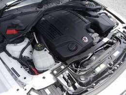 2つのターボで過給される3リッター直6エンジン。410馬力(カタログ値)を発生致します!BMWの駆け抜ける喜びを存分にご堪能下さい!