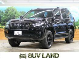 トヨタ ランドクルーザープラド 2.7 TX Lパッケージ ブラック エディション 4WD 未使用 黒革 サンルーフ 専用アルミ