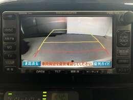 ☆バックカメラもついております!駐車の際にも安心な装備!☆