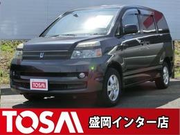 トヨタ ヴォクシー 2.0 X Vエディション 4WD 社外フルセグSDナビ ツインムーンルーフ