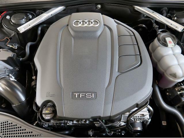 ●40TFSIエンジン『入庫時の状態もとても良く、エンジン機関も良好!ぜひ一度現車を御覧下さい!他にも多数の在庫を展示!』