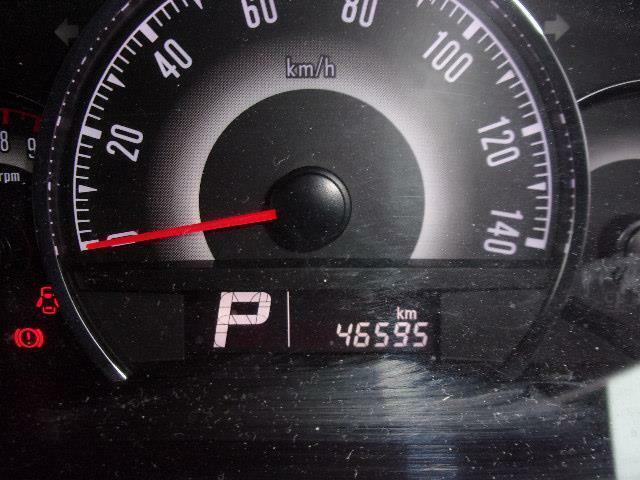 走行 46,595 kmです。