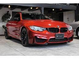 BMW M4クーペ M DCT ドライブロジック サキールオレンジ Mパフォーマンス