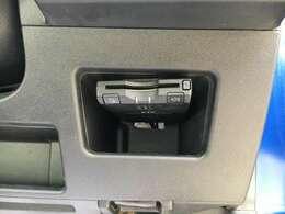 必須アイテムのETC車載器!料金所がスムーズに通過できるのはもちろん、様々な料金メリットが受けられます。