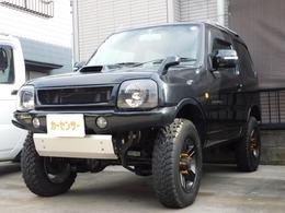 スズキ ジムニー 660 ランドベンチャー 4WD オートマ リフトアップ ETC アルミ