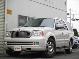 リンカーン ナビゲーター アルティメイト 5.4 4WD LTDエディション本革サンルーフSDナビ