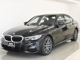BMW 3シリーズ 320d xドライブ Mスポーツ ディーゼルターボ 4WD ヘッドアップ LIVEコックピット 弊社元デモ