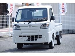 ダイハツ ハイゼットトラック 660 スタンダード SAIIIt 3方開 届出済未使用車衝突回避支援ブレーキ付