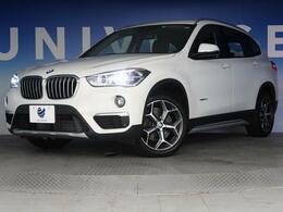 ●X1【xDrive20ixライン】が入庫しました!BMW人気のコンパクトSUVでございます!使い勝手もよくお勧めです!