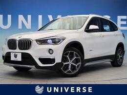 BMW X1 xドライブ 20i xライン 4WD ワンオーナー