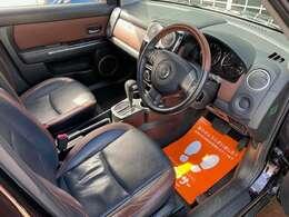 運転席シートもキレイな状態です。全車シートクリーニング済みです☆