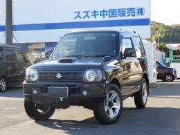 スズキ ジムニー 660 ワイルドウインド 4WD キーレス ナビ アルミ ETC フォグ